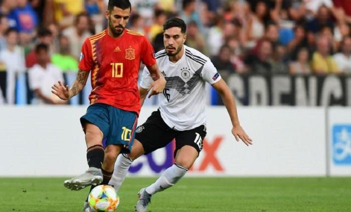 德国国脚:欧青赛我没有太多机会,希望参加欧洲杯