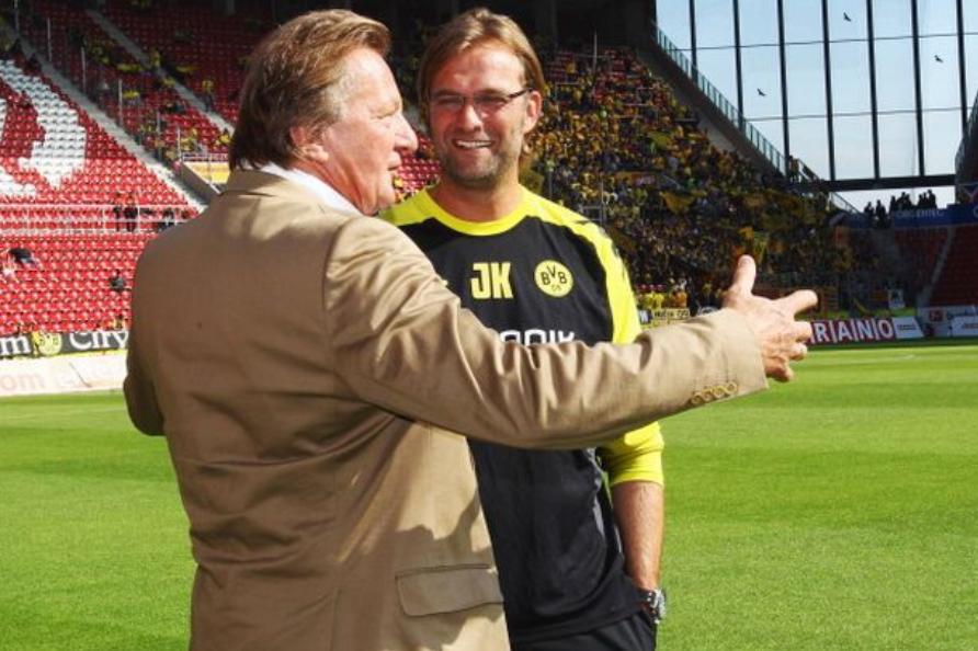 前同事:克洛普具有非凡的人格魅力,他甚至可能当德国总理  足球话题区