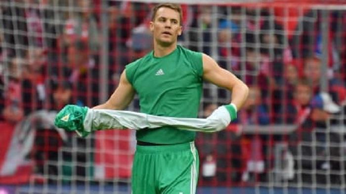 萨利:诺伊尔代外了拜仁的成功、义务和世界级