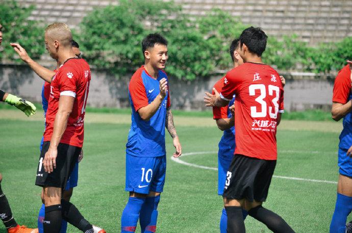 热身赛:陈炣江破门,重庆当代1-1战平成都兴城