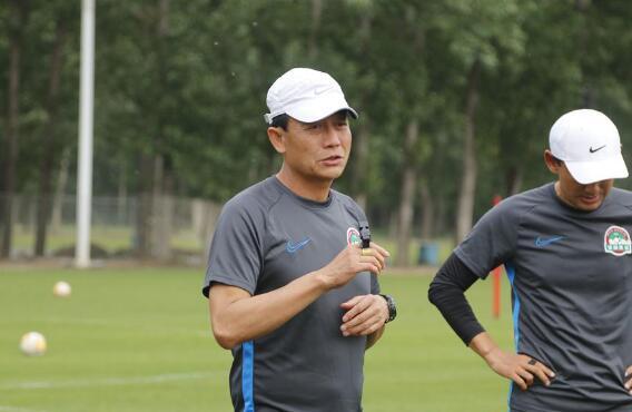 王宝山希望新赛季成绩更进一步:准备充分有信心!