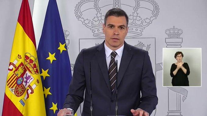 西班牙首相:西甲西乙将在6月8日重启