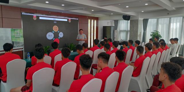 U19男足上海集训,偏重考察队员、同一技战术思维
