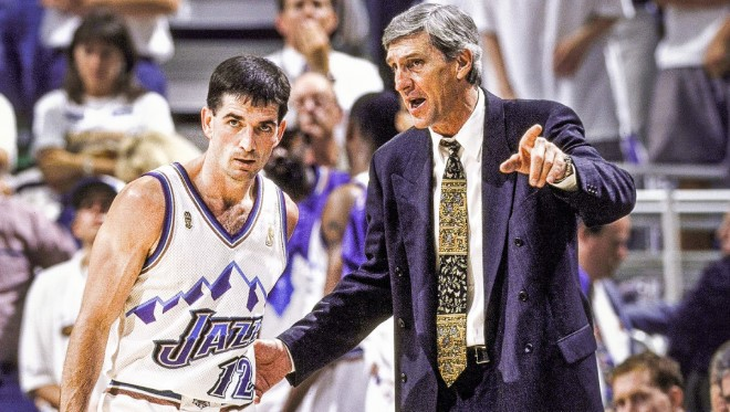 斯托克顿:斯隆教练就是NBA的典范,为他打球是我的幸运