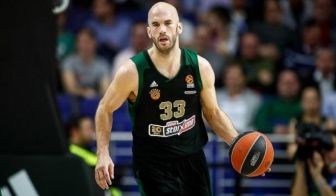 尼克-卡拉希斯是西班牙巴塞罗那篮球俱乐部的头号目标