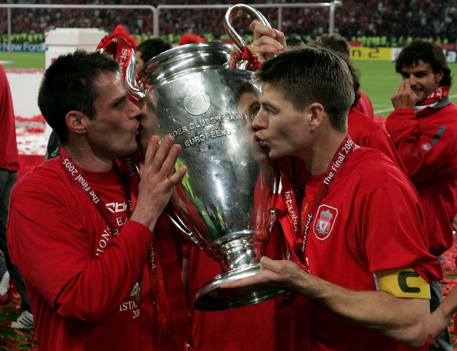 卡拉格:05欧冠决赛米兰表现远比利物浦好,但这就是足球