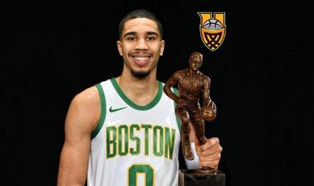 塔特姆会在其生涯里拿到MVP?帕金斯:他固然会拿到