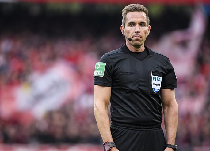 德国国家德比主裁人选确定,曾三次执法两队比赛
