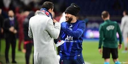 巴黎名宿:在巴黎拿欧冠前,内马尔不会转会去其他地方
