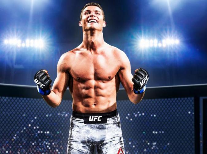 ESPN海报:若C罗打UFC,字母哥守门,纳什在炎刺,<a href=