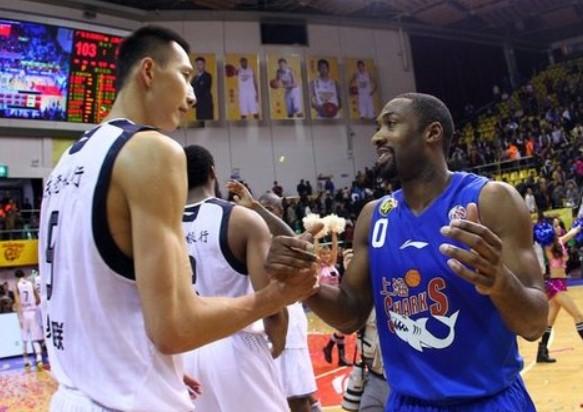阿里纳斯:我喜欢在中国打球的那段日子,球迷们很支持我