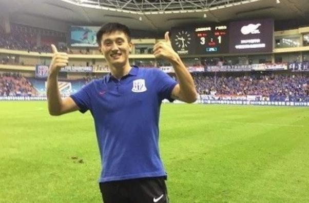 沪媒:朱建荣将租借加盟黄海,有望在热身赛中对阵旧主
