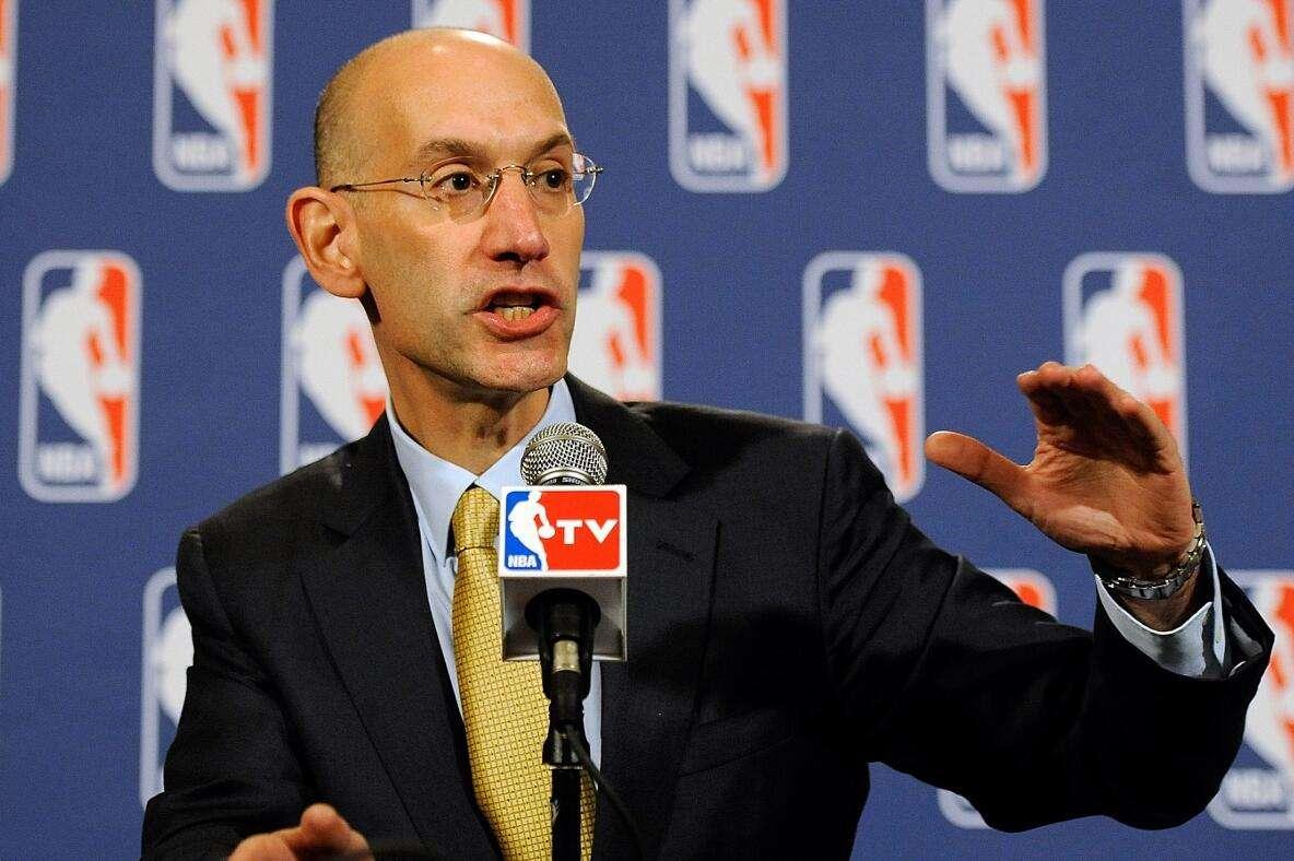 NBA考虑让鹈鹕、开拓者、马刺、国王争夺季后赛席位的计划