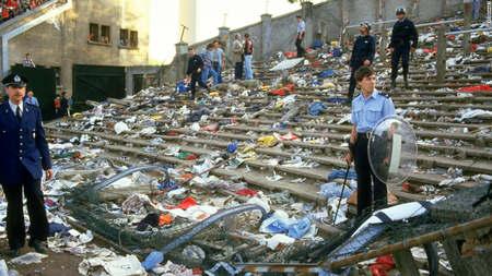 逝者安息!35年前的今天欧冠决赛海瑟尔惨案致39人丧生