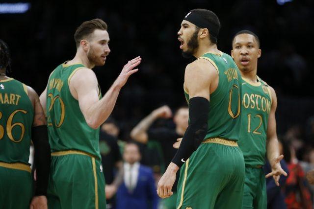 波士顿所在的马萨诸塞州州长将宣布允许职业球队恢复训练