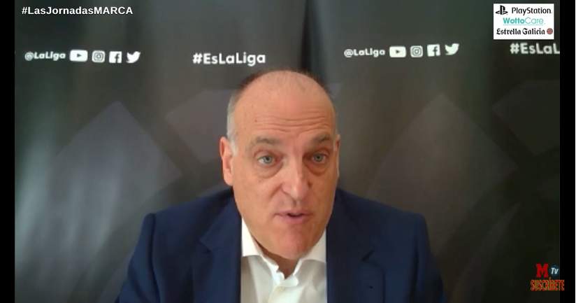 Laliga主席:下赛季西甲计划在9月12日开始