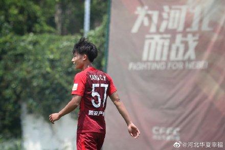 热身赛:冯刚、杨辰禹破门,华夏幸福2-2北体大