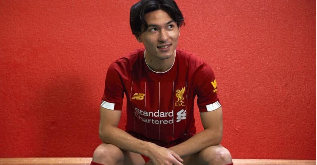 萨尔茨堡主帅:一直有和南野拓实联系,他在利物浦很开心
