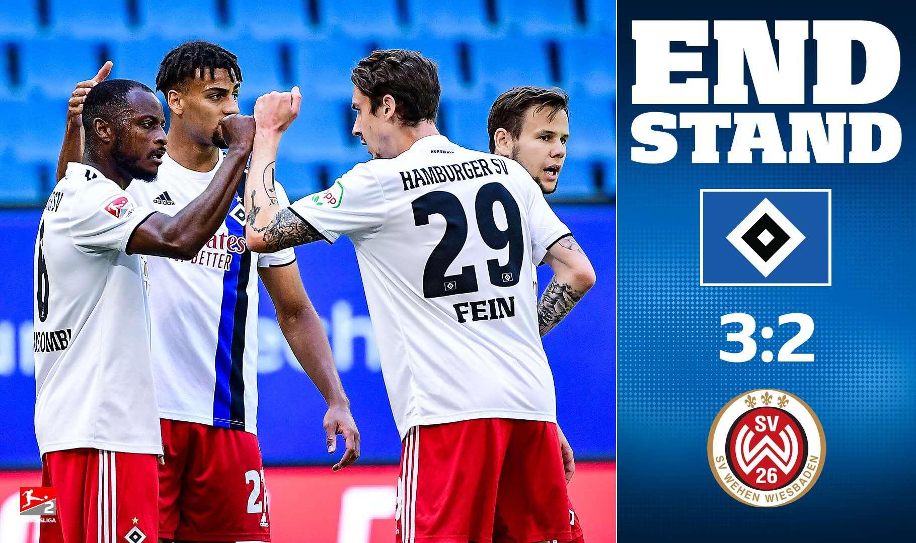 德乙前四本轮全部获胜,斯图加特汉堡仍分列二三位