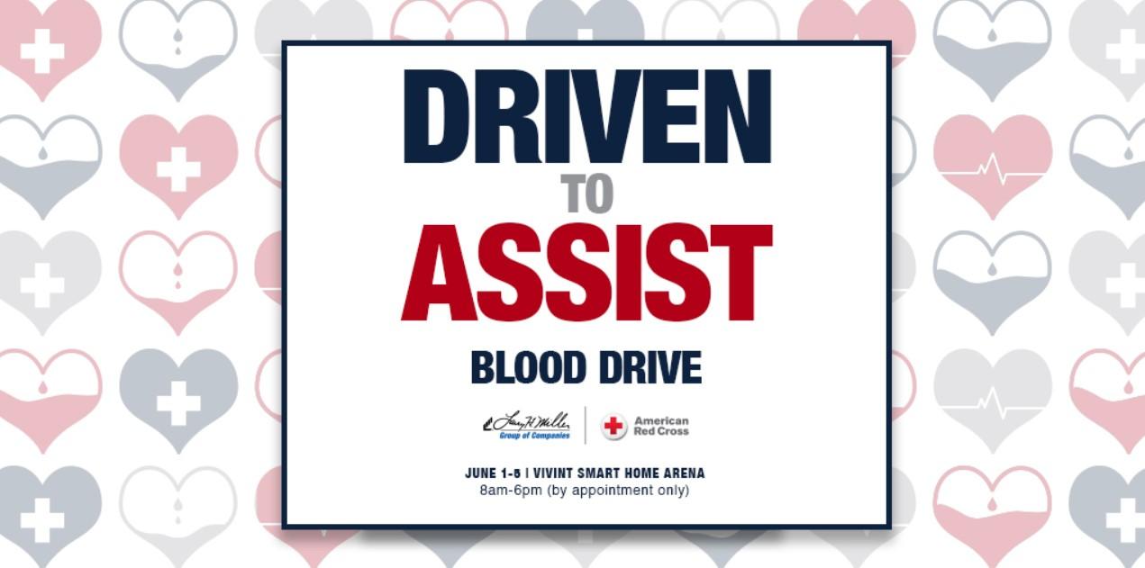 爵士官推号召球迷们参与献血:为当地医院提供宝贵资源