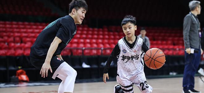 儿童节快乐!CBA联盟致篮球少年的一封信