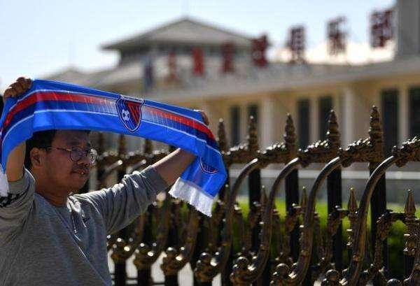 彻底消失在中国足球历史长河,天海基地被推平另作他用