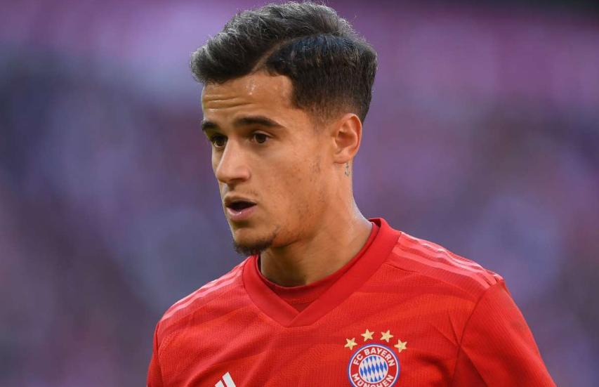 德媒:拜仁不愿下赛季续租库蒂尼奥,只愿意续租到8月