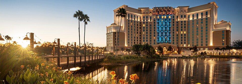 迪士尼卡洛那朵泉度假酒店很可能会是NBA复赛主要承办地