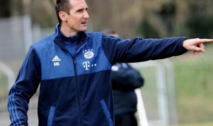 德国足协教练课程开始新一期学习,克洛泽参加