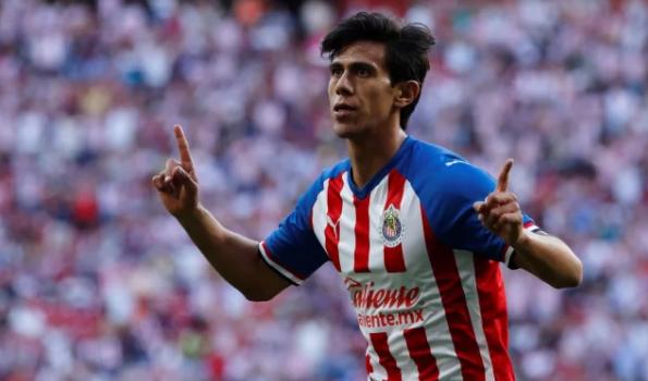 墨西哥媒体:多特有意墨西哥国脚前锋,球员正在等待报价
