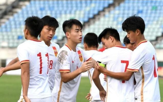 热身赛:宋润潼、应宇潇破门,U19国青2-2泰州远大U23