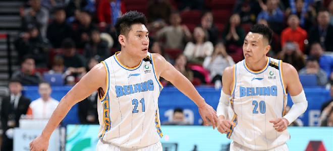 北京各球员谈复赛:终于熬过来了,会更专注地训练