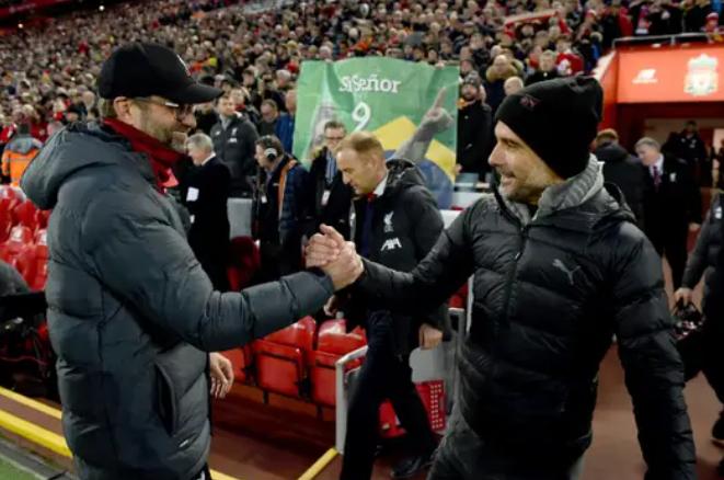 巴恩斯:利物浦与曼城之间的比较就如同梅罗,是见仁见智的