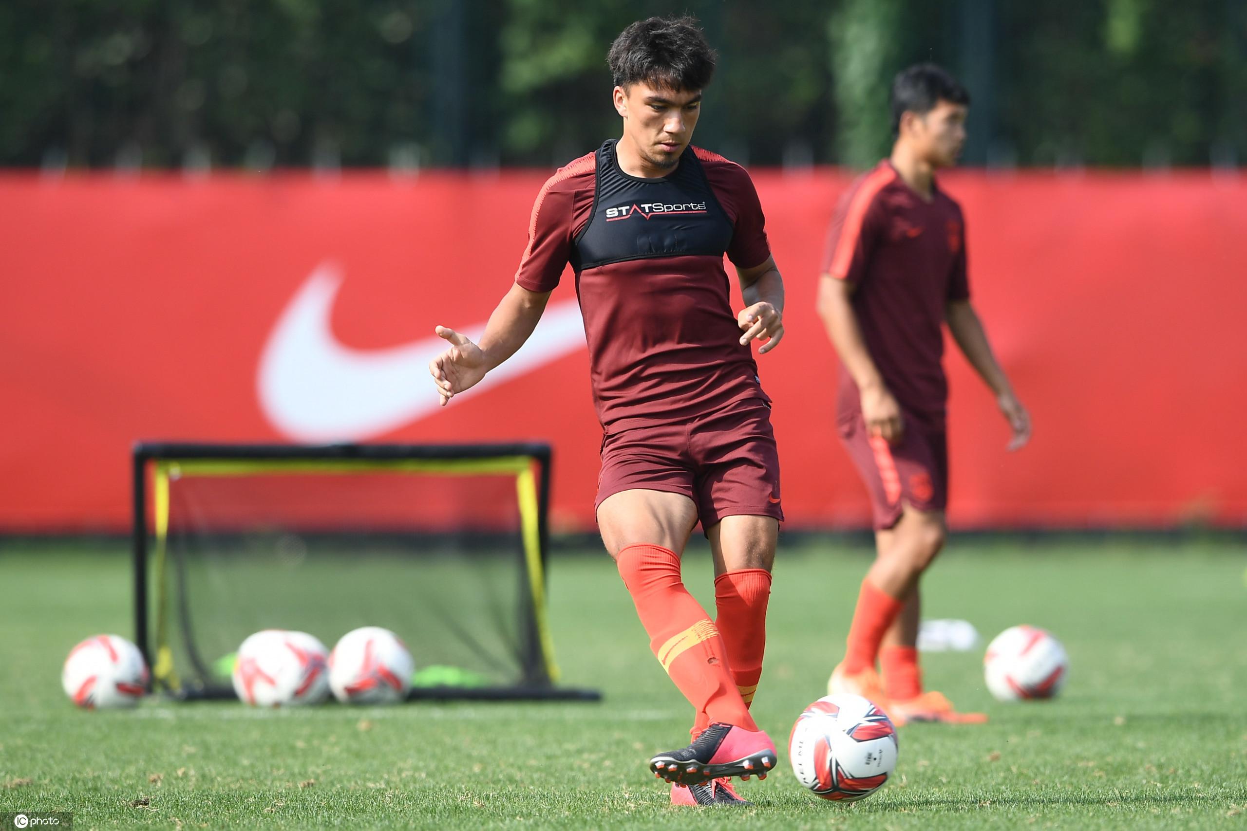 帕尔曼江破门,U19国青1-0北京人和取近5场热身赛首胜