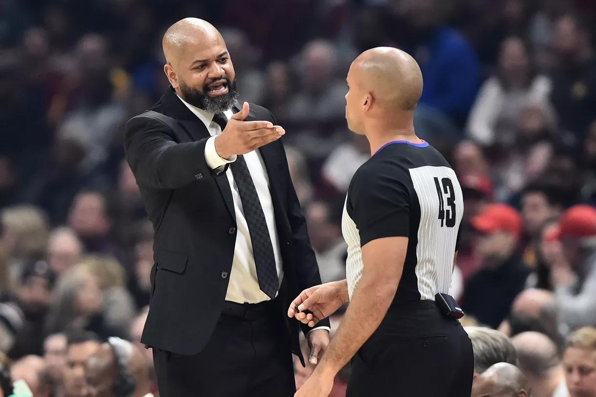 比克斯塔夫:理解NBA复赛决策,但我们的球员真的很生气