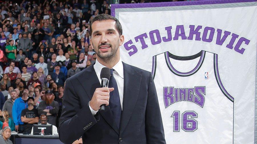 今天是前NBA球员佩贾-斯托亚科维奇的43岁生日