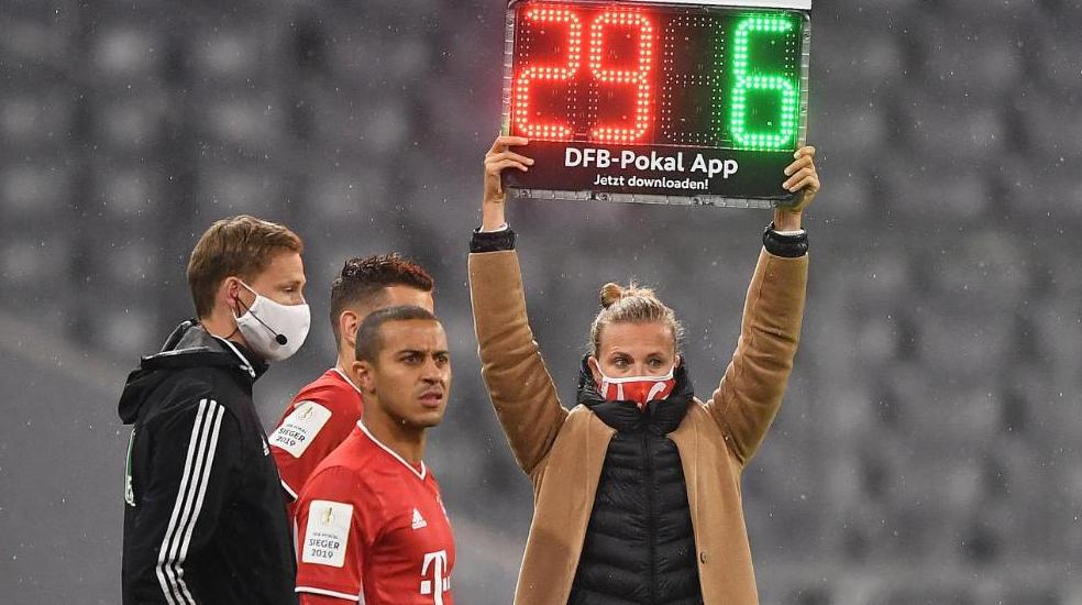 图片报记者:拜仁不再需要蒂亚戈,赶快收回续约报价