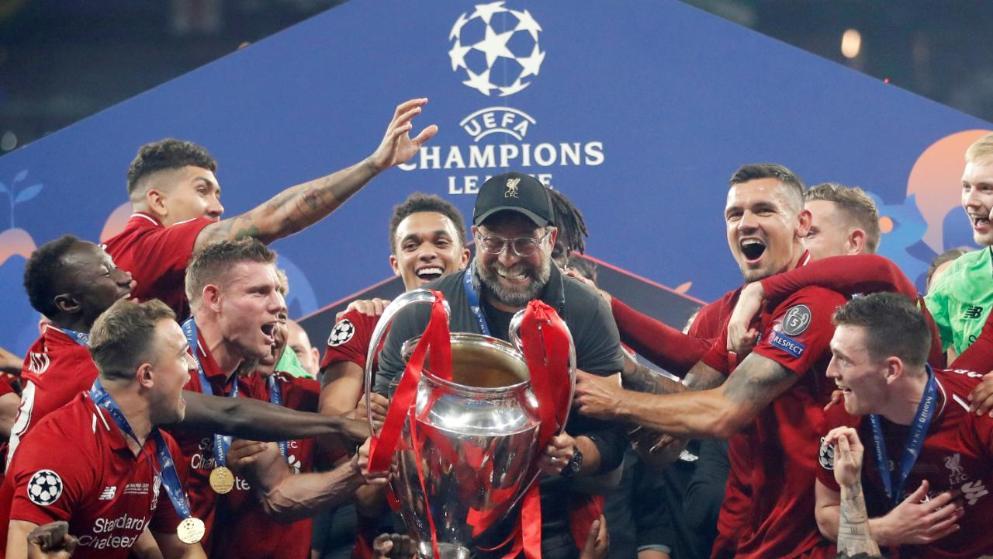 图片报:欧冠8月8日重启,四分之一和半决赛一场定胜负