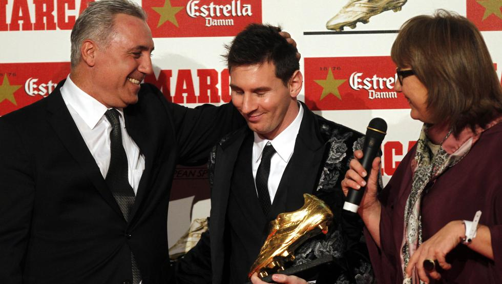 斯托伊奇科夫:我愿拿94年的金靴奖,去换梅西拿世界杯