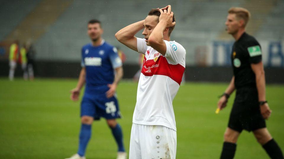 德乙还剩3轮,汉堡反超斯图加特升至第2,2-4名仅差两分