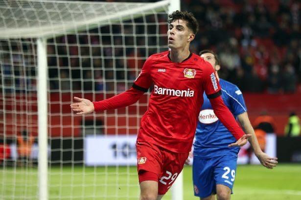 电讯报:拜仁计划今夏同时签下萨内哈弗茨