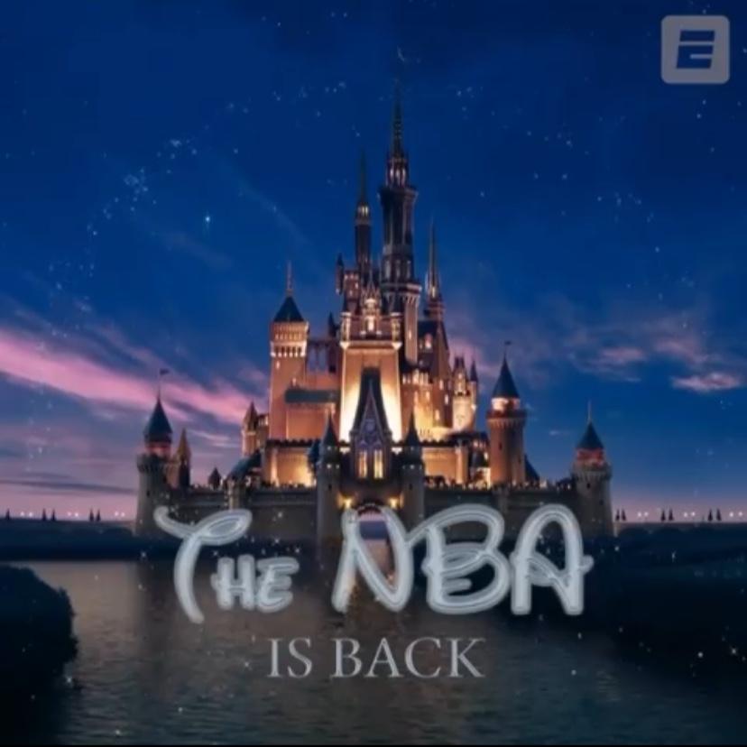 迪士尼员工每周洁净一次房间,NBA人员需佩戴魔法手环