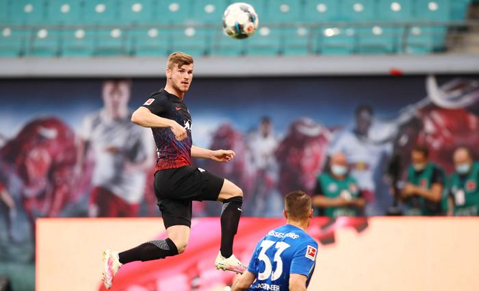 26球,维尔纳是最近8年来进球最多的德国球员