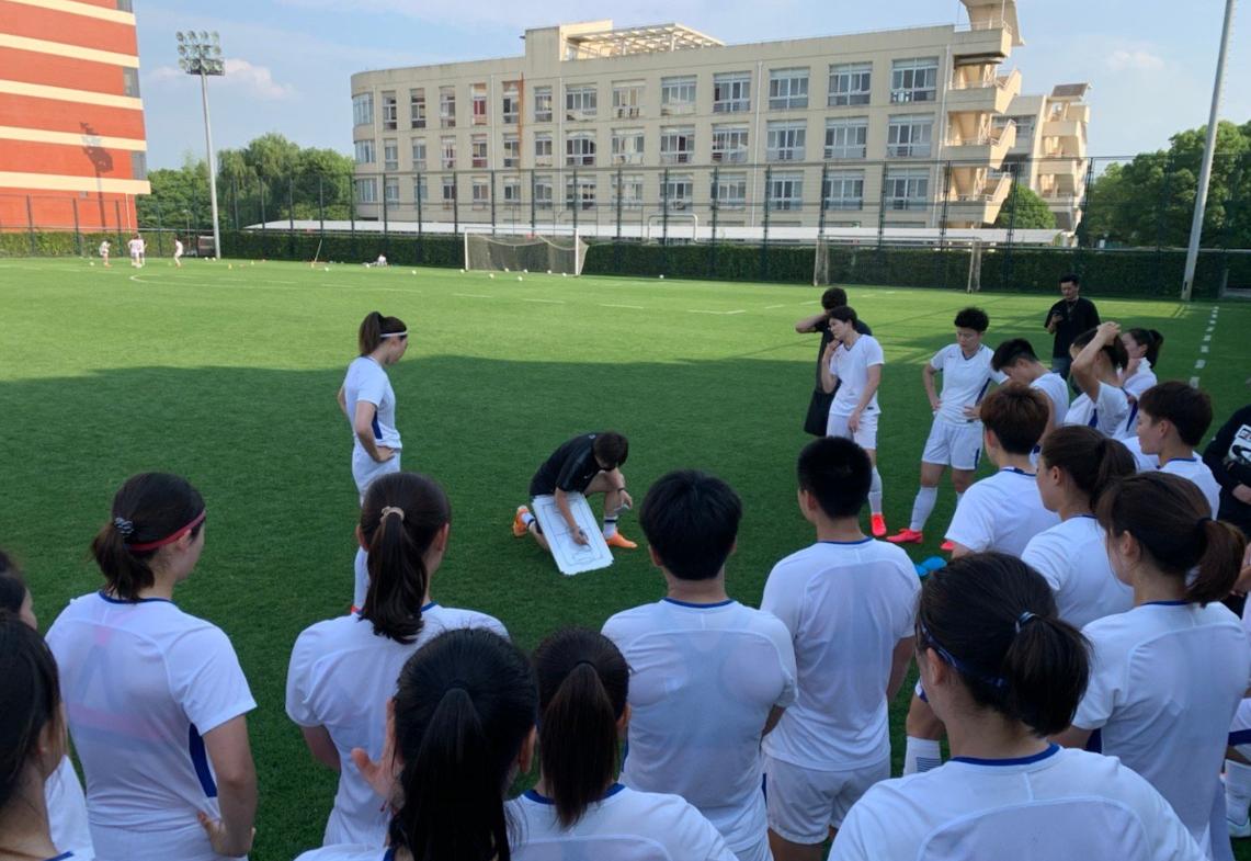 """东体:上海女足通过大练兵考核,女超赛程赛制仍是""""谜"""""""