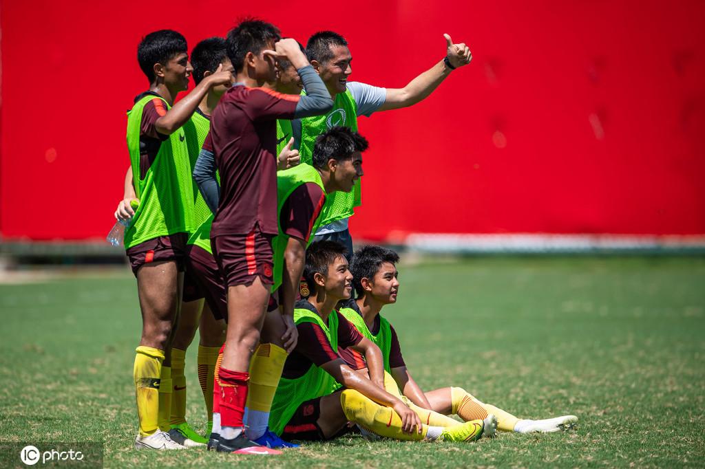 炎议U16国少亚少赛分组:日本不益对付,保三争二别垫底