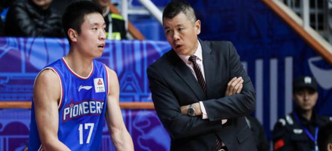 刘铁:密集赛程年轻球员恢复快,复赛也为下赛季打基础
