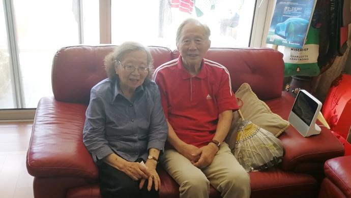 沪媒:根宝恩师林耀清年届九十亚博全网网页登录,已很少看球但很关注武磊