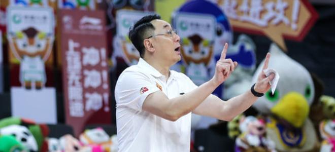 王非高度赞扬广东队:无论攻防,整场比赛我们只能跟随