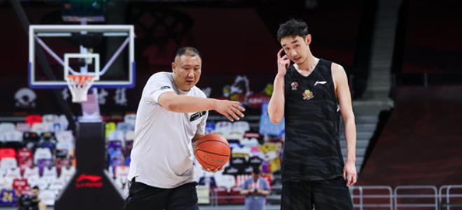 王晗:赢球在于进攻策略正确ued体育,胜利属于所有队员