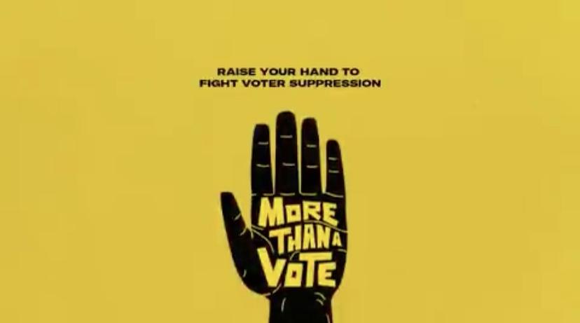 詹姆斯宣传非营利性组织宣传片:我将从我们的投票权做起
